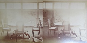 stereoview of japanese home-7
